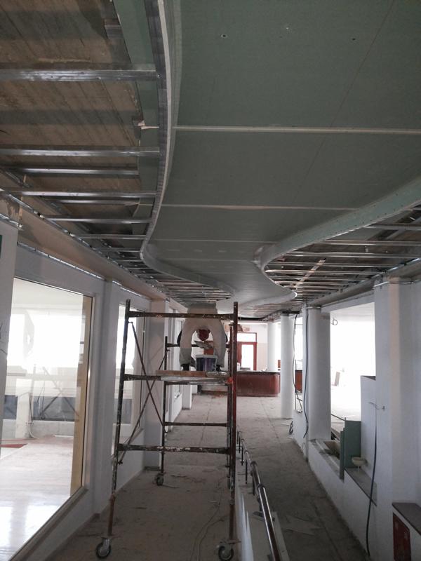DryWalls / PlasterWalls I