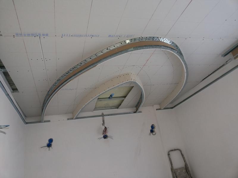 DryWalls / Plasterwalls II