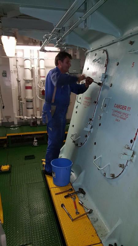 Main Engine Repairs