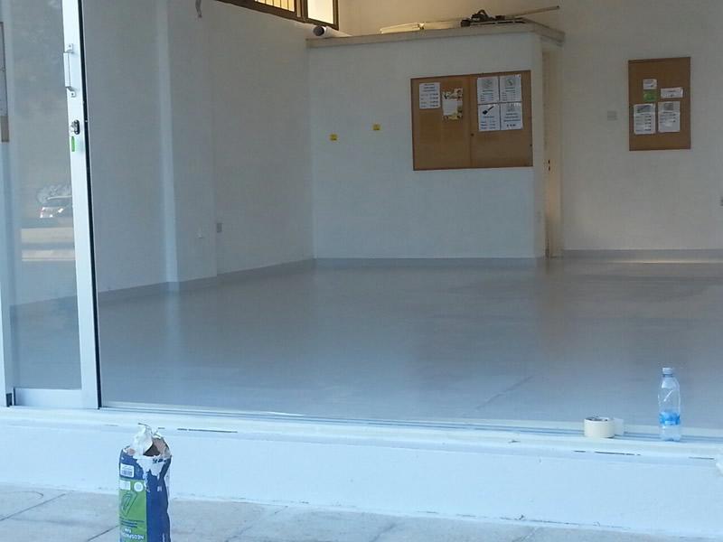 Floor Applications
