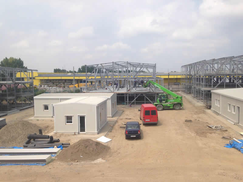 Steel New Constructions