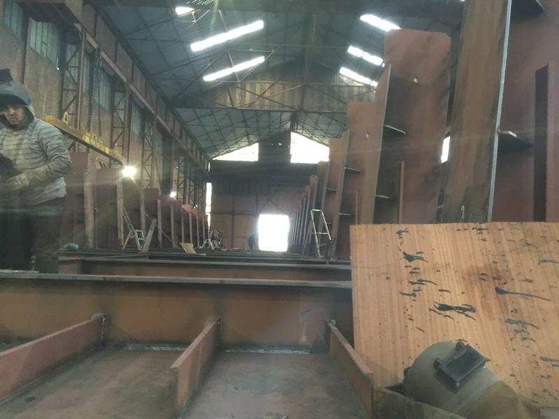 Marine & Industrial Steel Constructions III